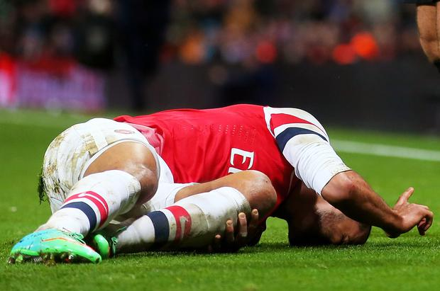 Arsene Wenger has called for a medical and training review after Arsenal slumped bottom of 2013/14 injury list