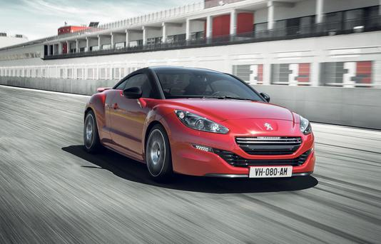 The two-seater 270bhp RCZR