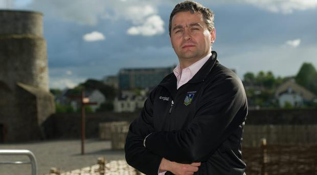 Limerick manager TJ Ryan has done his homework and thinks he has found areas where Tipperary can be hurt. Photo: Diarmuid Greene / SPORTSFILE