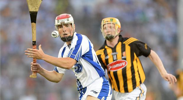 Eddie Barrett's dislocated knee cap will rule him out of two months of Waterford's season. Photo: Stephen McCarthy / SPORTSFILE