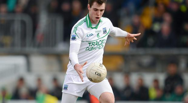 Ryan Jones is as a potential match-winner for Fermanagh, according to former midfield warrior Marty McGrath. Photo: Ray McManus / SPORTSFILE