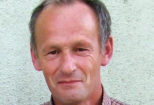 Well-known vet Gerry Long, who was tragically killed by a kick from a horse
