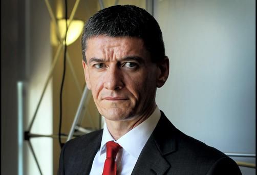 The Director of Corporate Enforcement, Ian Drennan pictured. Picture credit: Steve Humphreys