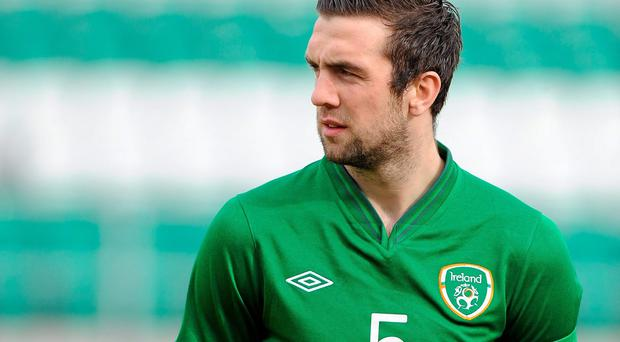 Shane Duffy feels he is finally getting back to his best after an accidental collision in a training match four years ago which saw him rushed to hospital. Photo: Piaras O Midheach / SPORTSFILE
