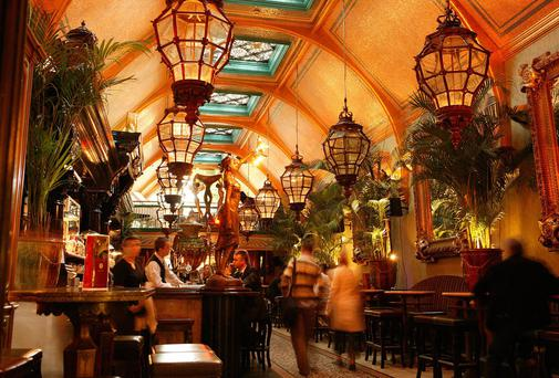 Cafe en Seine is one of the bars up for sale