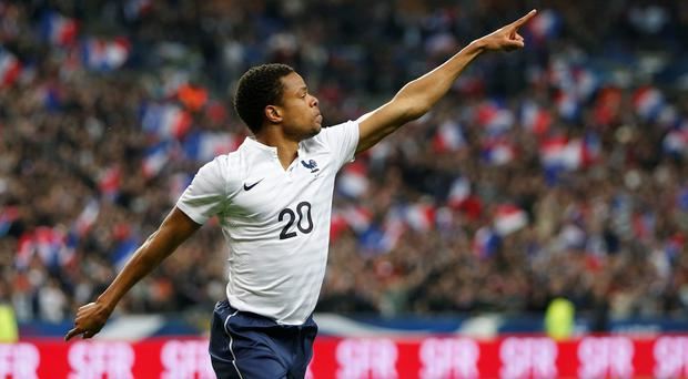 France's Loic Remy