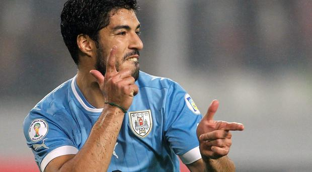 Luis Suarez has been linked to Real Madrid again