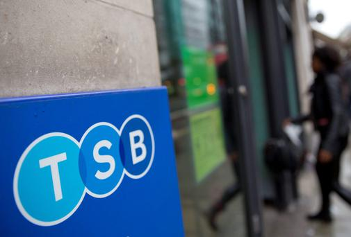 TSB Plc shares surged 12pc on the first day of trading