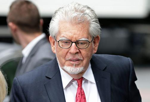 Rolf Harris: facing 12 charges of indecent assault between 1968 and 1986
