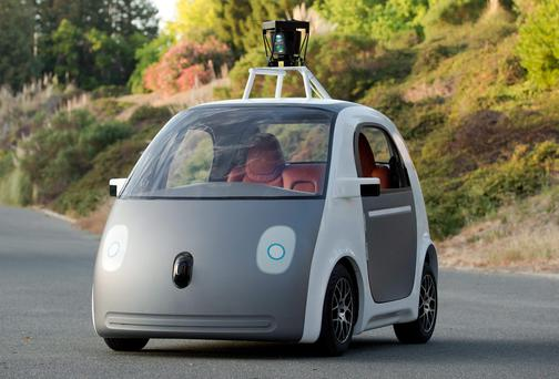 Google hopes that by this time next year 100 prototypes of its self-driving car will be on public roads