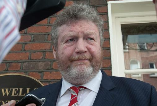 Minister for Health James Reilly TD. Photo: Gareth Chaney Collins