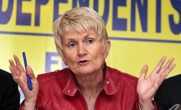 Marian Harkin: Elected after half a million votes were checked