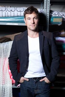 Pictured: Rob Donovan [MARC BAYLIS]. See PA Feature TV Corrie. Picture credit should read: PA Photo/ITV.