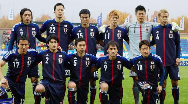 The Japanese national team