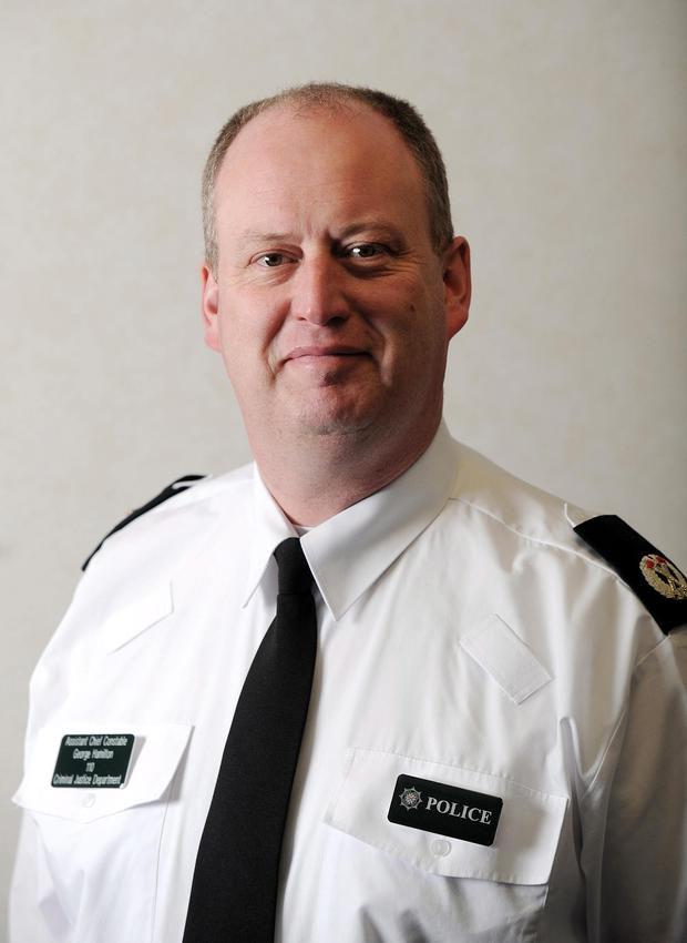 Assistant Chief Constable George Hamilton