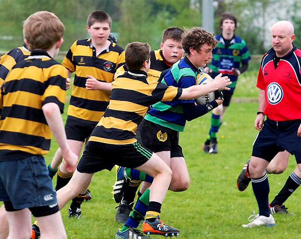 Cil Dara RFC recently hosted their second U-13 International Rugby Tens Tournament