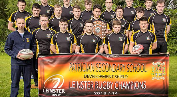 The pupils of Partrician secondary school in Newbridge enjoyed a successful season and, at their awards day, the senior honour went to Matt Dempsey with the junior award going to Barry Leigh