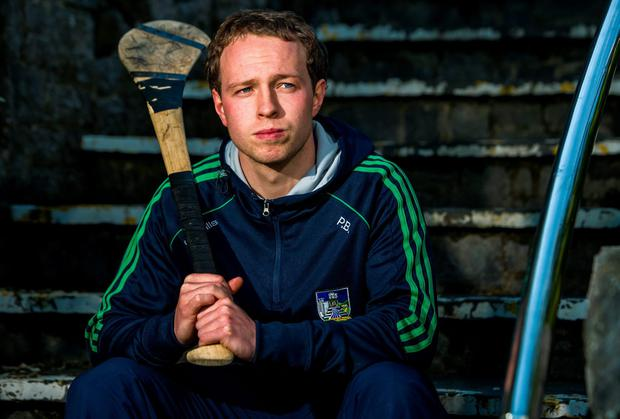 Limerick's Paul Browne aims to silence doubters