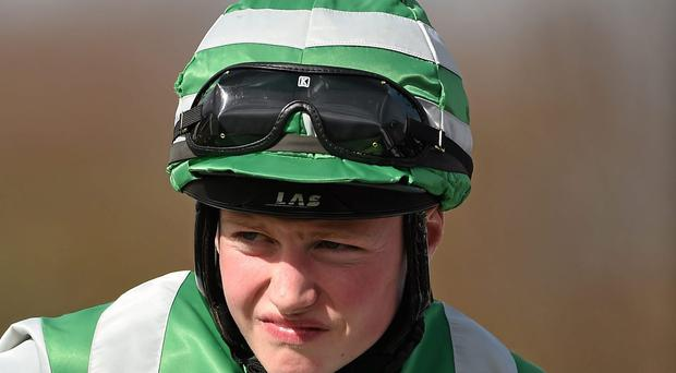 Connor King: fancied to score at Listowel tomorrow