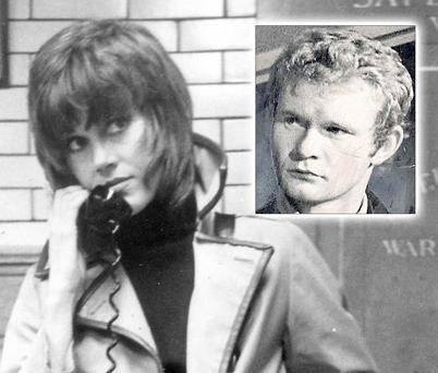 ANOTHER TIME: Martin McGuinness and Jane Fonda