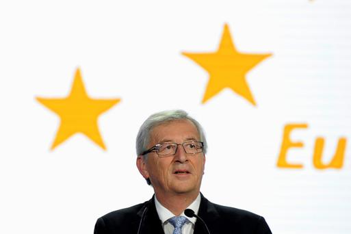 Jean-Claude Juncker: chosen as the EPP candidate for the EU presidency