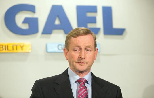 Taoiseach Enda Kenny has said it is too early to speculate on the next budget