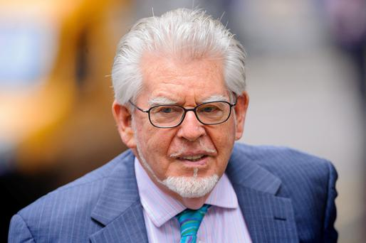 Veteran entertainer Rolf Harris Dominic Lipinski/PA Wire