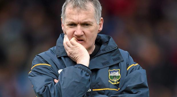 Tipperary manager Eamon O'Shea