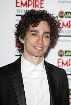 Robert Sheehan . (Photo by John Phillips/UK Press via Getty Images)