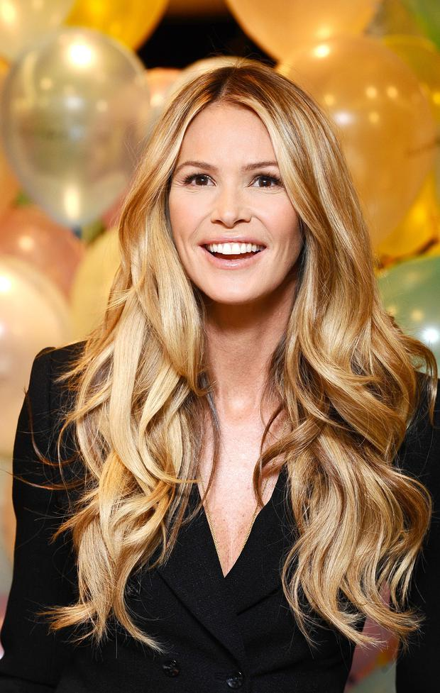 Elle Macpherson at the 10th Anniversary event of Elle Macpherson intimates at Selfridges in London. PRESS ASSOCIATION Photo. Picture date: Tuesday November 15, 2011. Photo credit should read: Ian West/PA Wire