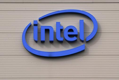 US computer giant Intel's factory based in Leixlip, near Dublin