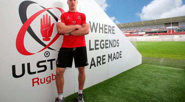 Ulster and Ireland rugby player Stephen Ferris is retiring from professional rugby. Picture credit: John Dickson / SPORTSFILE