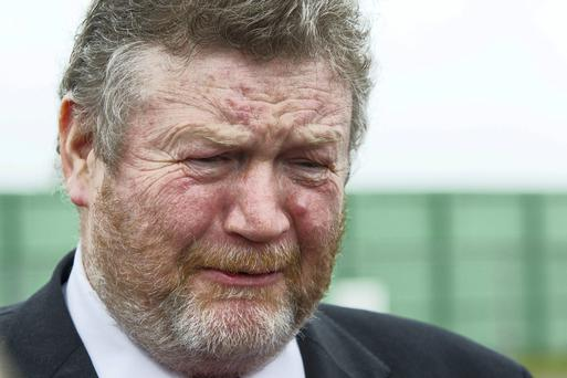 Health Minister James Reilly may be set for a shuffle. Photo: Mark Condren