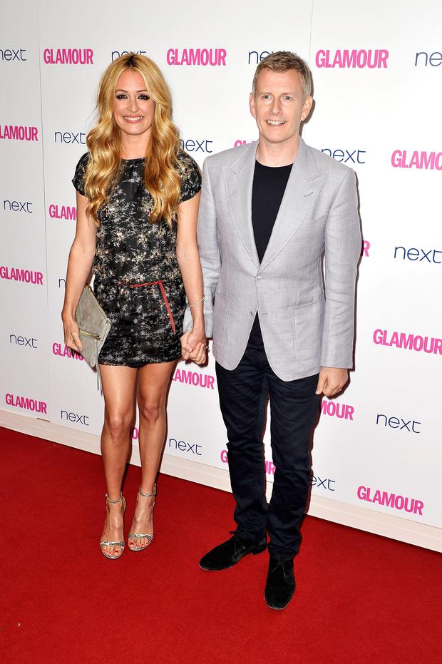 Presenter Cat Deeley and Patrick Kielty attend the Glamour Women of the Year Awards