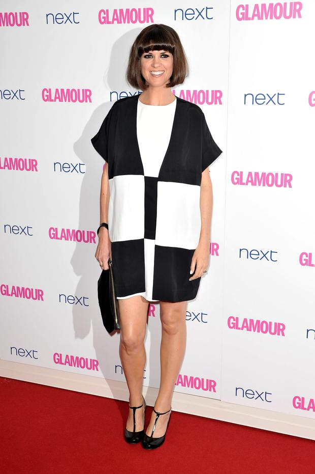 Presenter Dawn O'Porter attends the Glamour Women of the Year Awards