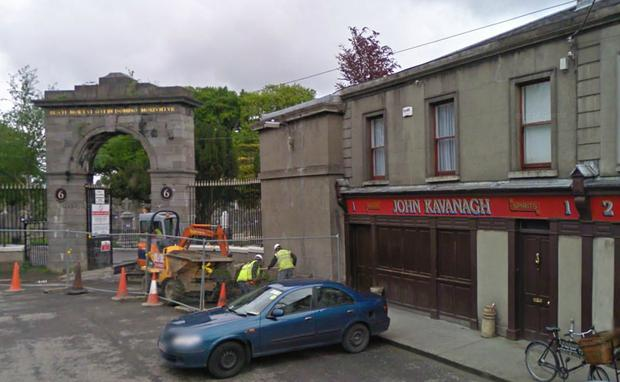 John Kavanagh's pub in Glasnevin made the list. Photo: Google Streetview