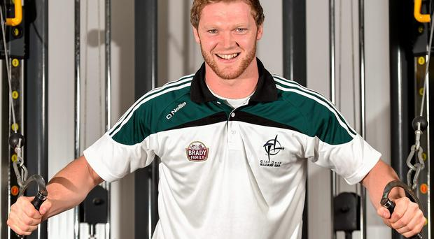Tomás O'Connor will be an important player for Kildare against Louth on Sunday