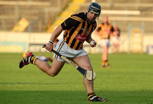 Richie Hogan in action for Kilkenny