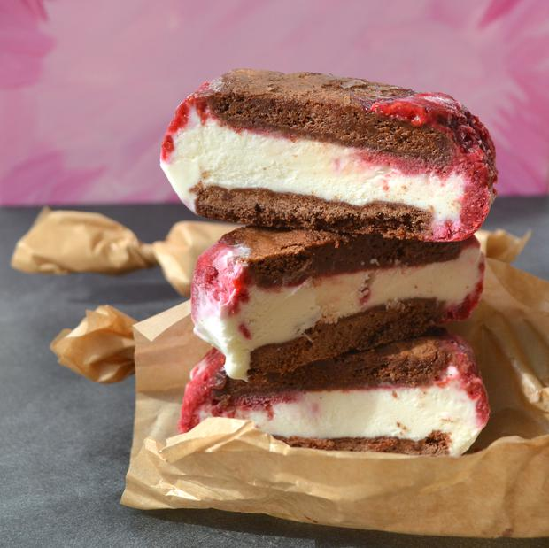 Ice Cream Cake - Wholesome Ireland - Food & Parenting Blog