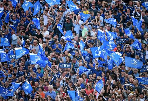 The Official Leinster Supporters Club AGM is set for Saturday, July 26