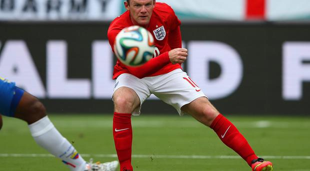 Wayne Rooney is fired up to prove doubters wrong