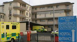 UHL emergency department