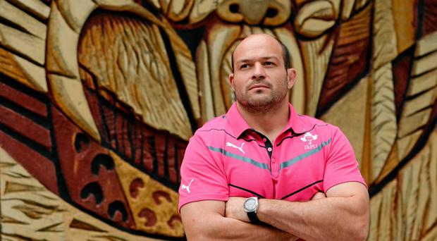 Rory Best is looking forward to the challenge of facing Argentina