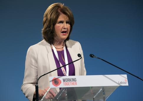 Minister for Social Protection Joan Burton. Photo: Tony Gavin