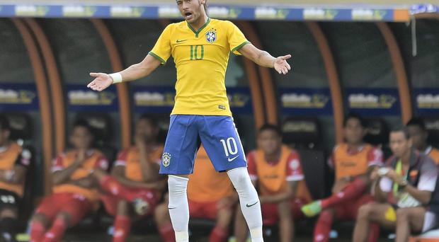 As the biggest idol in the Brazilian team, another level of expectation weighs on Neymar. Photo: Buda Mendes/Getty Images