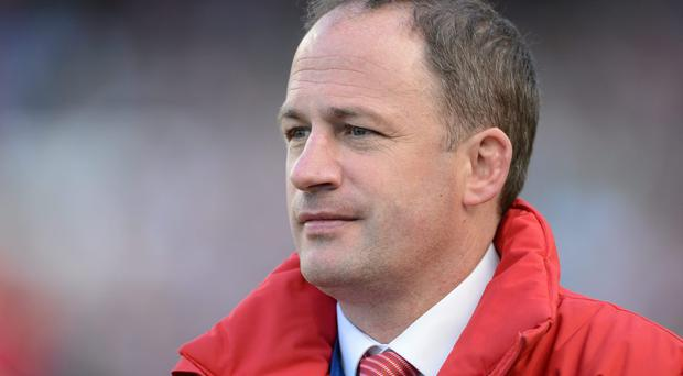 David Humphreys is leaving his director of rugby role at Ulster to take the same post at Gloucester. Photo: Brendan Moran / SPORTSFILE