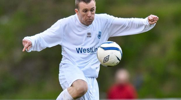 Kenneth Meehan, Ballynanty Rovers