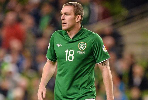 Richard Dunne wants to be considered for September's Euro 2016 qualifiers. Photo: Barry Cregg / SPORTSFILE