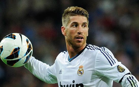 Sergio Ramos is wanted by Manchester United