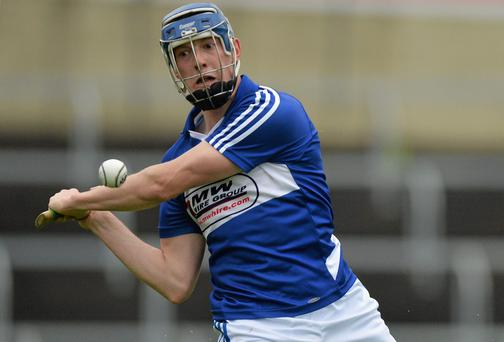 Stephen Maher, Laois. Picture credit: Piaras O Midheach / SPORTSFILE